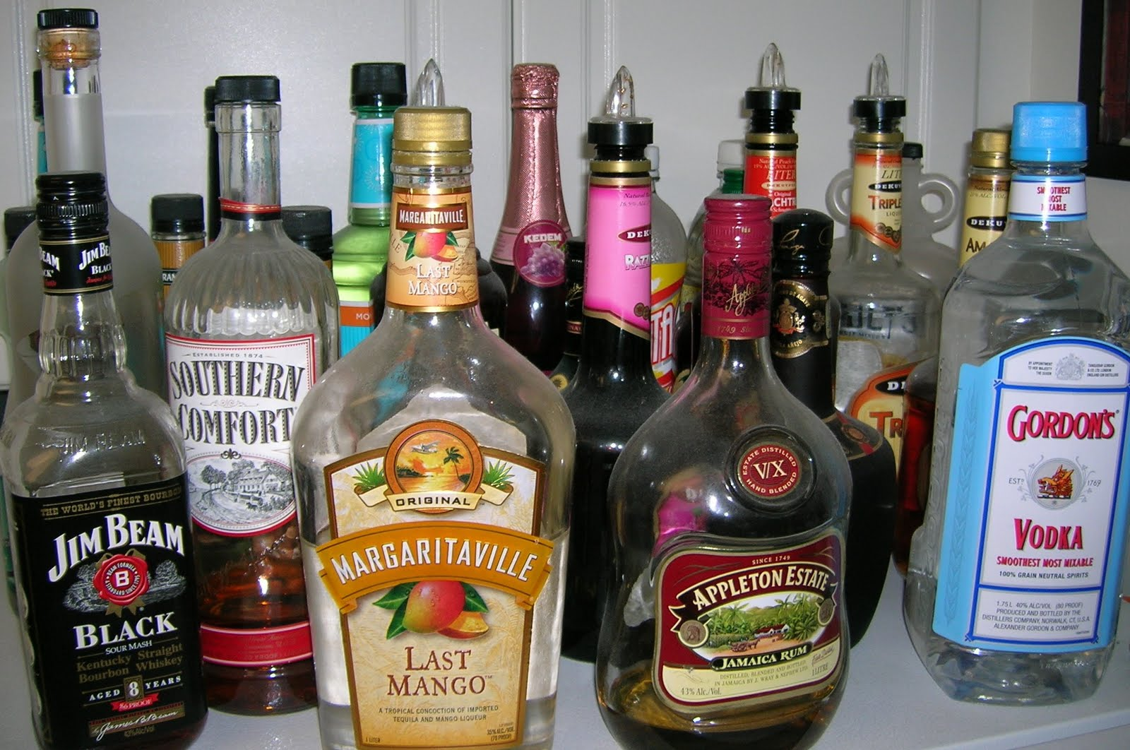 Good Mixed Drinks For A House Party